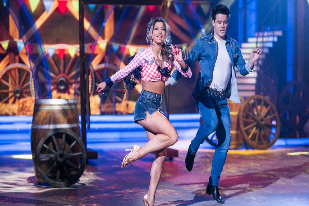 Wild West at Dancing with The Stars