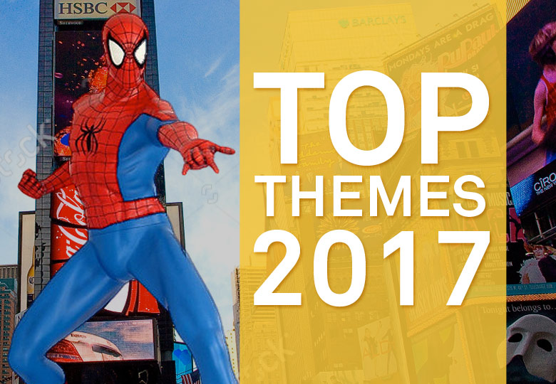Top Themes 2018