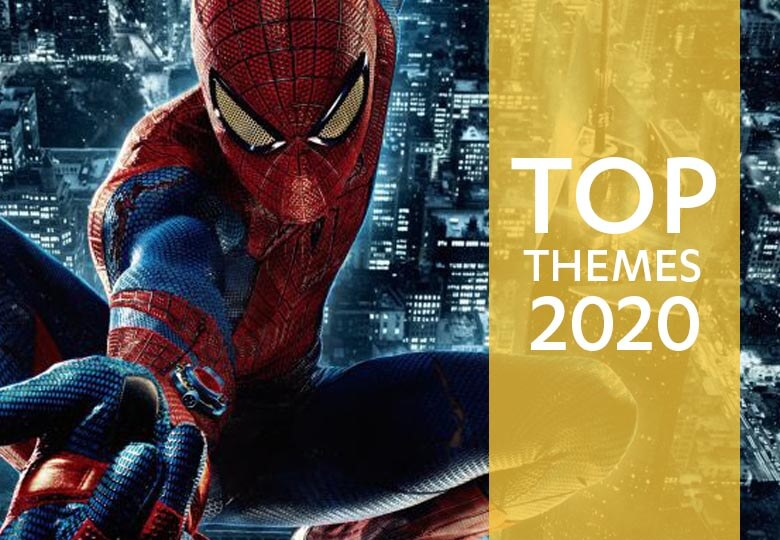 Top Themes 2020