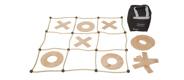 Giant Noughts and Crosses 1.2m x 1.2m