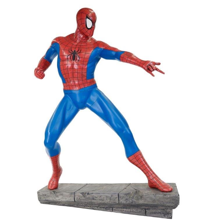 Spider-Man Life Size Figure
