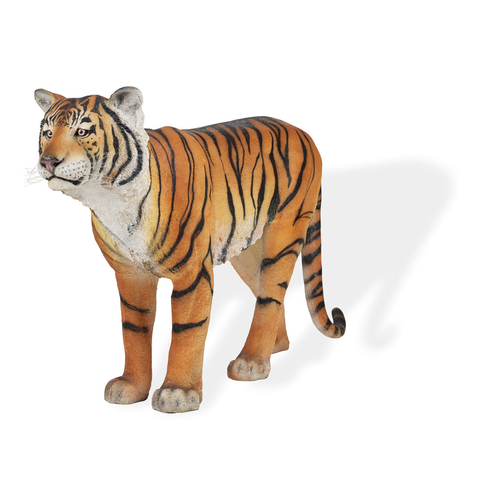 Life-Size Tiger