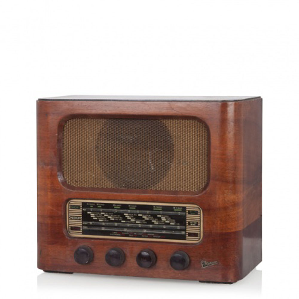 Vintage Wireless Radio