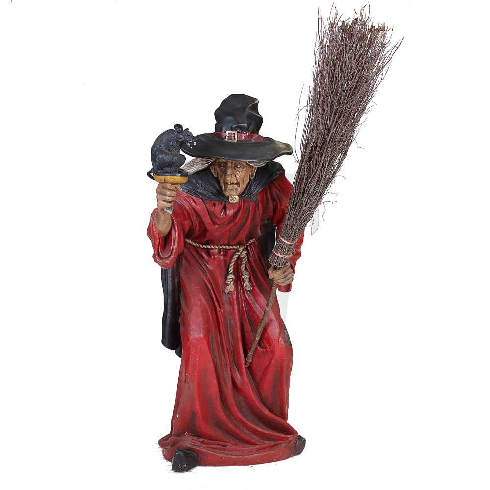 Witch Life Size