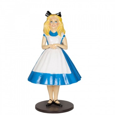 Alice in Wonderland Life Size Figure