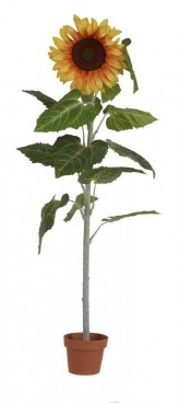 Artificial Sunflower 1.5m