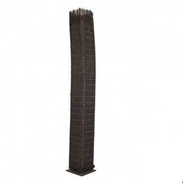 Bamboo Pillar Lamp Straight