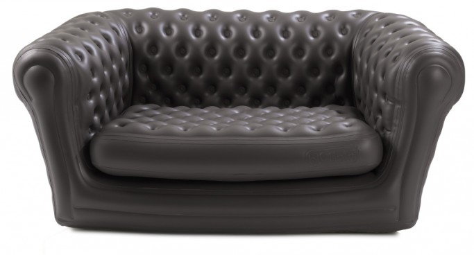 Black Bigblo Inflatable Sofa
