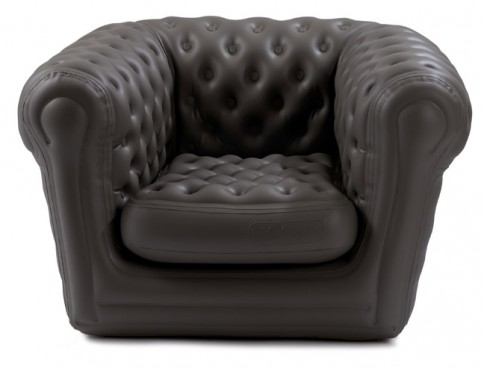 Black Bigblo Inflatable Armchair