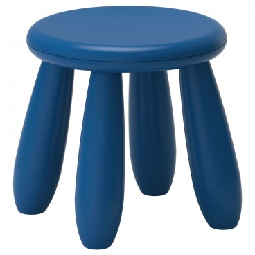 Children's Blue Stool