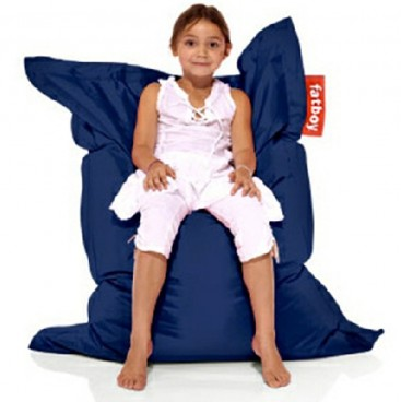 Blue Fatboy Junior Bean Bag
