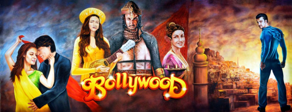 Bollywood Backdrop 5m x 9m