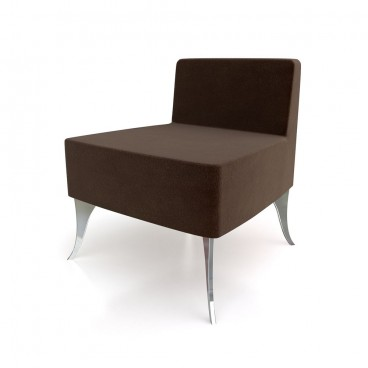 Brown Japan Lounge Chair