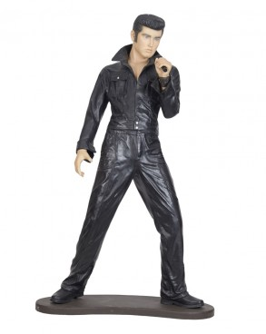 Elvis (Black Jacket) Life Size Figure