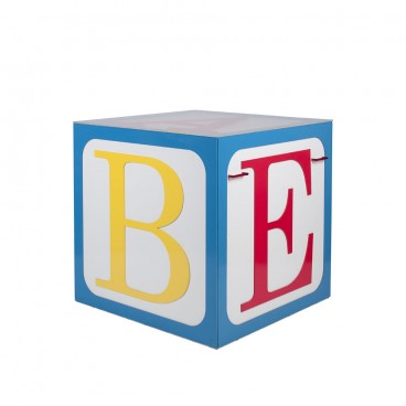 Giant Alphabet Block 900mm