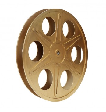 Giant Gold Film Reel 1.2m