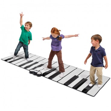 Giant Keyboard Playmat 2.6m