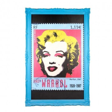 Giant Marilyn Print in Frame 2.5m