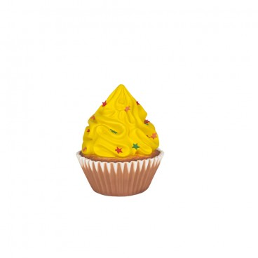Giant Yellow Cupcake