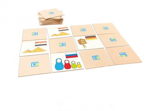 Giant Memory Pairs Game