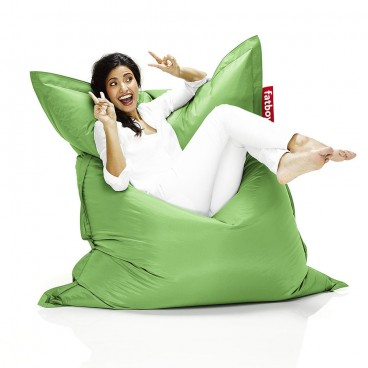 Green Fatboy Bean Bag