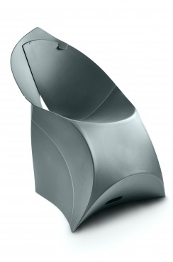 Grey Lux Chair