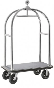 Hotel Luggage Trolley 1.8m
