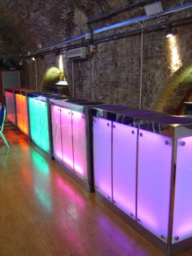 Illuminated Bash Bar Unit