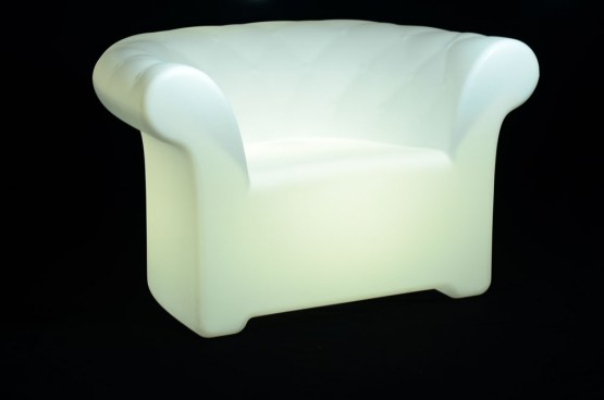 Illuminated Chesterlight Armchair