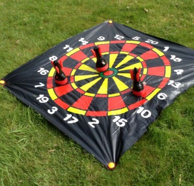 Inflatable Lawn Darts 1.2m