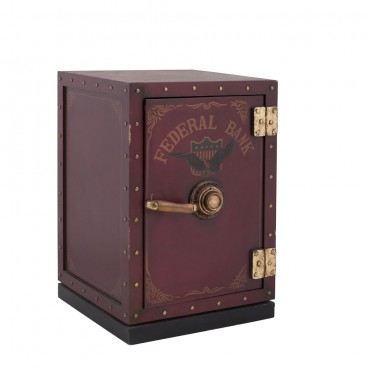 Old Fashioned Safe