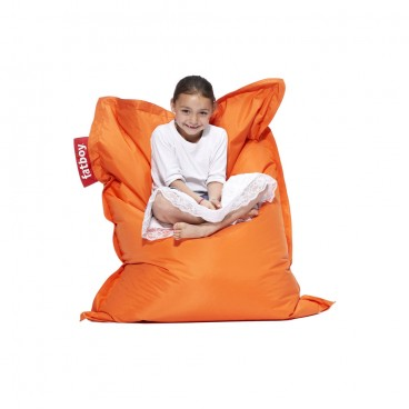 Orange Fatboy Junior Bean Bag