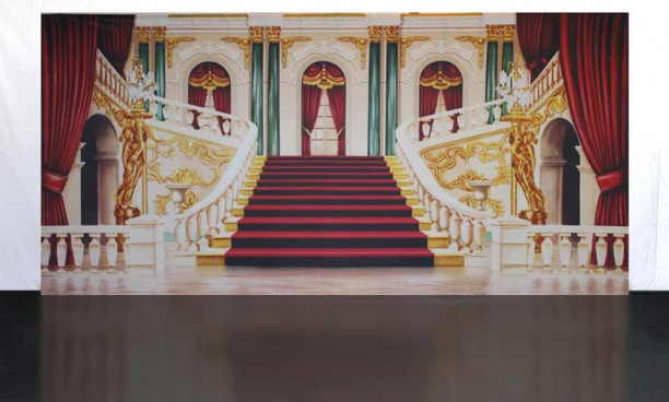 Palace Interior Backdrop 5m x 8m