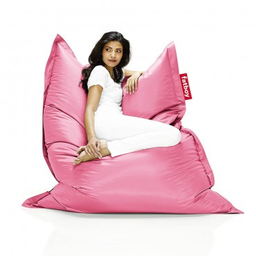 Pink Fatboy Bean Bag