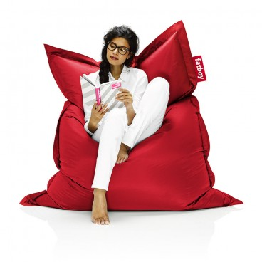 Red Fatboy Bean Bag