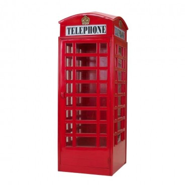 Red Telephone Box 2.3m