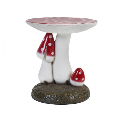 Red Toadstool Table