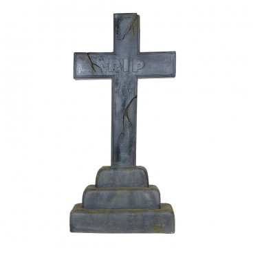 Tombstone RIP Cross