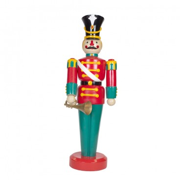 Toy Soldier with Trumpet