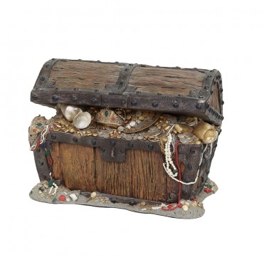 Treasure Chest (half open)