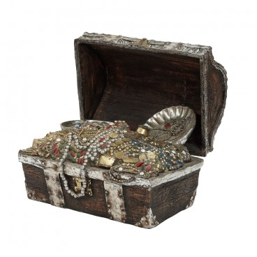 Treasure Chest (open)