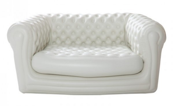 White Bigblo Inflatable Sofa