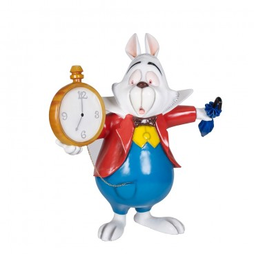 White Rabbit Life Size Figure