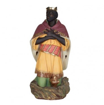 Life-Size Wise Man kneeling 1.2m