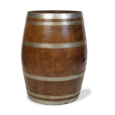 Wooden Barrel 1m