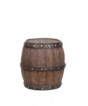 Wooden Barrel 600mm