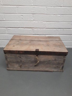 Wooden Storage Trunk 320mm