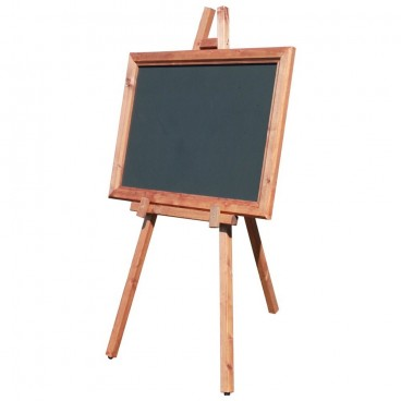 Blackboard on Easel
