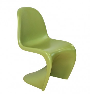 Green Panton S Chair